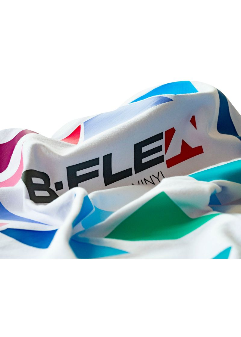 B-FLEX APPLICATION IN POLIESTERE PER TERMOTRASFERIBILE