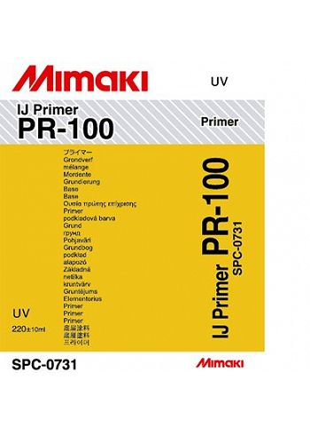 CARTUCCIA MIMAKI UV LED PR-100 PRIMER 220ML ORIGINALE