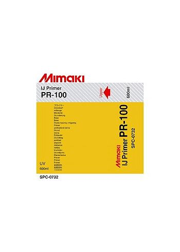 SACCA MIMAKI UV LED PR-100 PRIMER 600ML + CHIP ORIGINALE