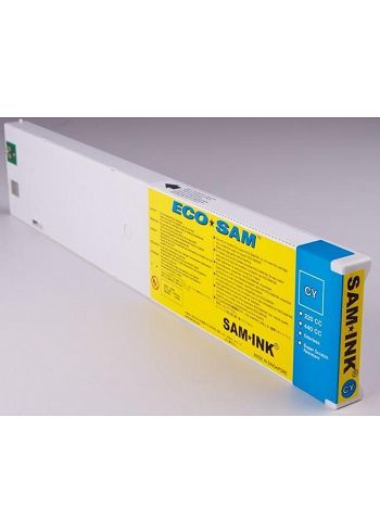 CARTUCCIA ROLAND ECO-SOL MAX CIANO 440ML COMPATIBILE